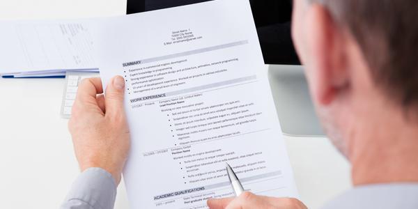 İş Bulamamanızın Nedeni CV'niz Olabilir!
